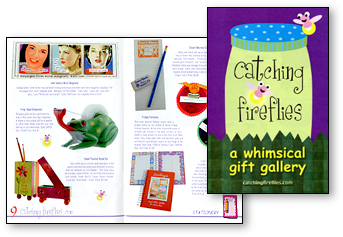 Catching Fireflies Mailer