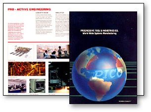 PICO - Progress Tool and Industries Corporation